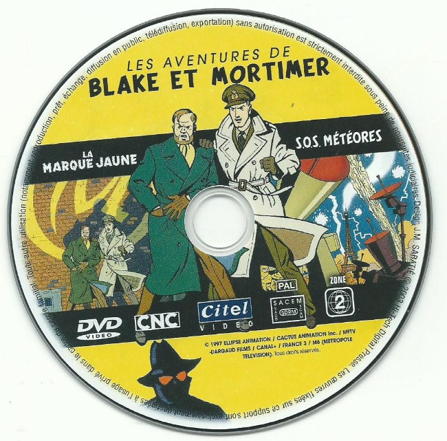 Blake et mortimer vid o - Blake et mortimer la porte du druide ...