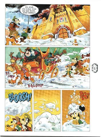Les classiques du dessin anim en bande dessin e 3 le prince et le pauvre - Dessin anime de corneil et bernie ...