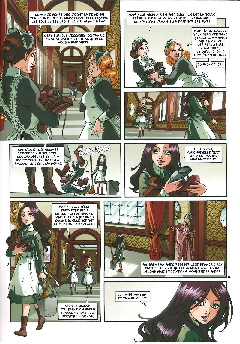 Princesse sara bd informations cotes - Princesse sarah 3 ...