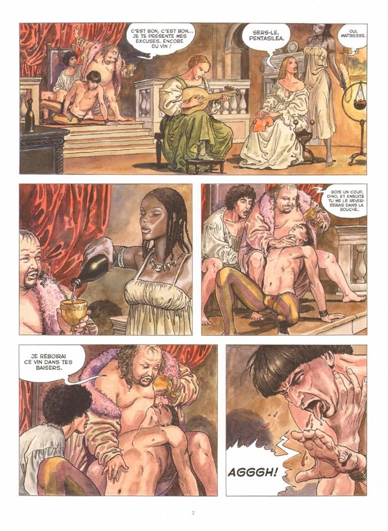 sexe de bande dessinée épique xxx noir vidéos