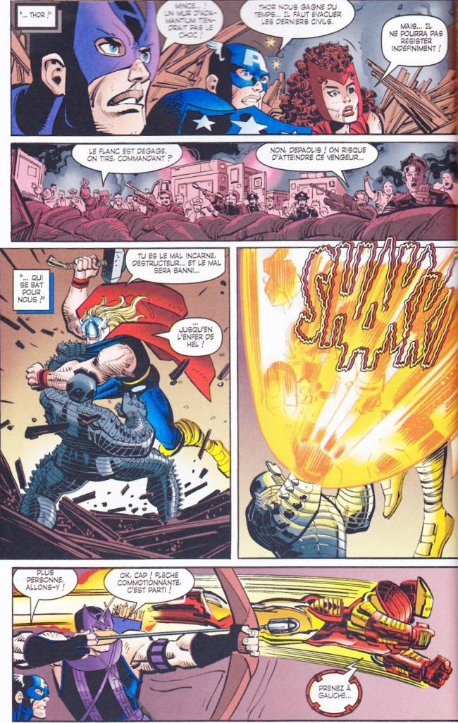 Marvel Les Grandes Sagas Bd Informations Cotes