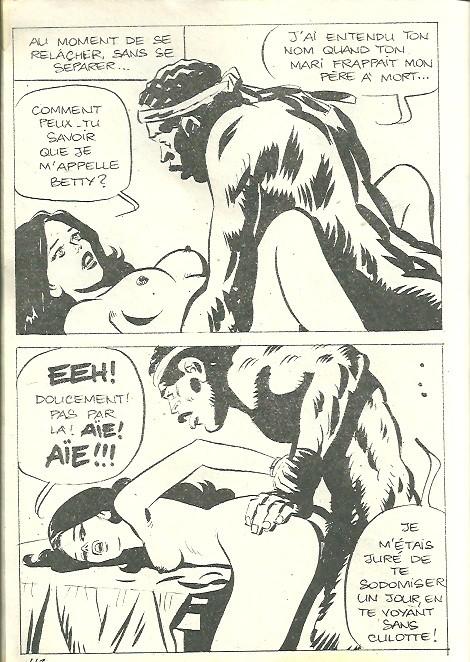 force sexe sexe noire