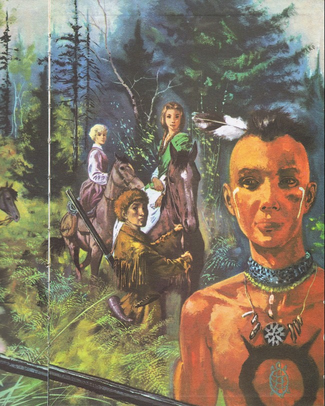 Cooper, James Fenimore; Wyeth, N. C. THE LAST OF THE MOHICANS 1st Edition Thus 4