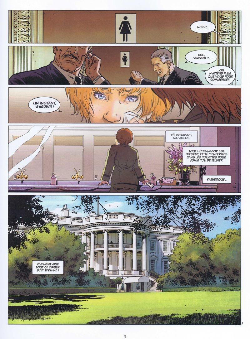 Extrait de XIII Mystery -7- Betty Barnowsky ...