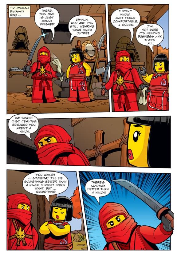 Lego Ninjago Masters of Spinjitzu (2011) - BD ...