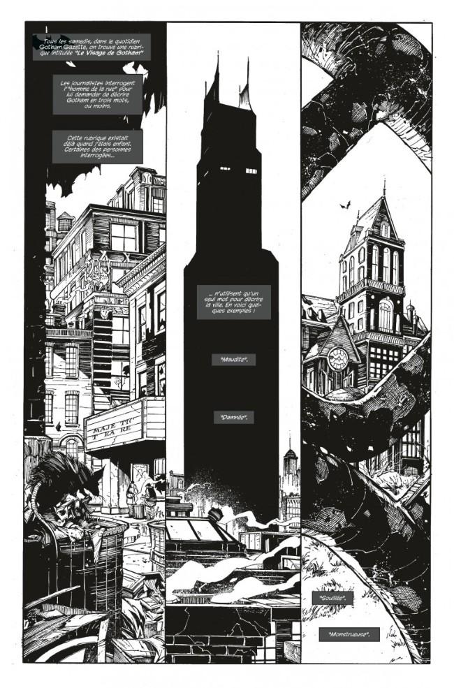 Batman Dc Renaissance Int Tl La Cour Des Hiboux Edition 75 Ans