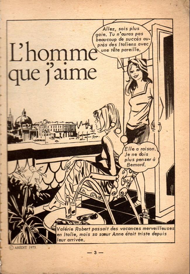 Mambo Arédit Romantic Pocket 38 Lhomme Que Jaime