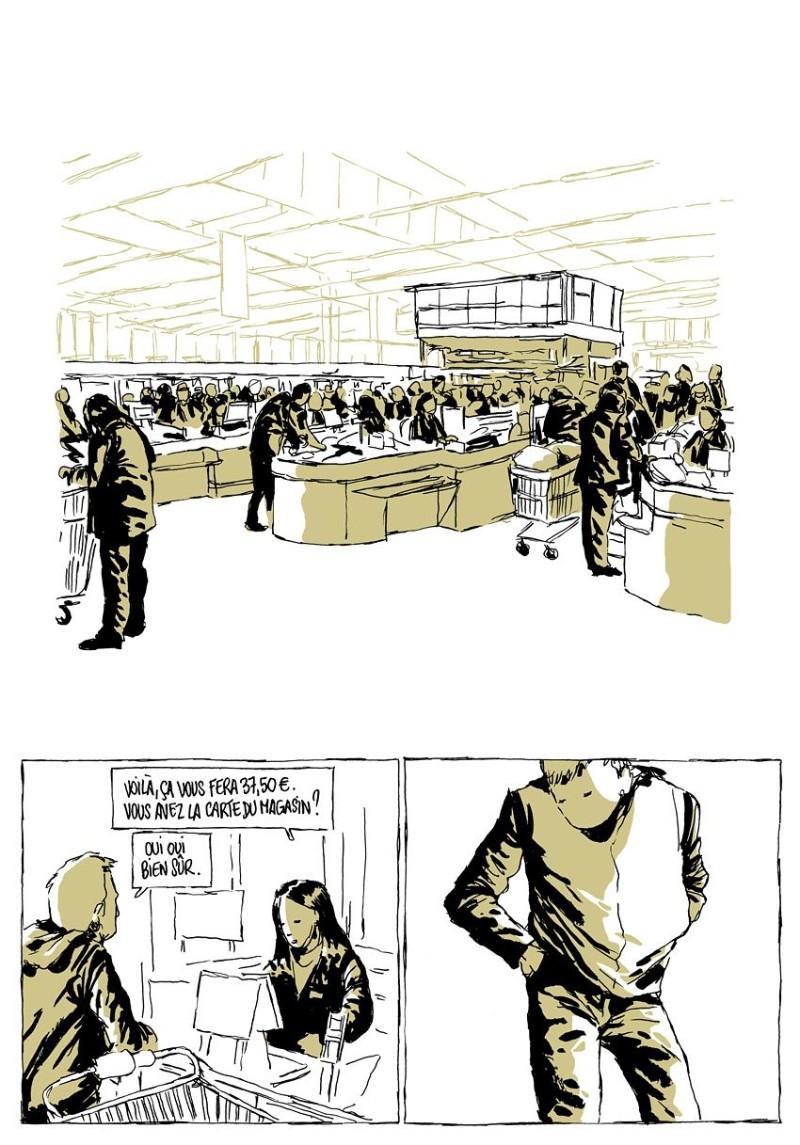 bande dessinee zai zai zai