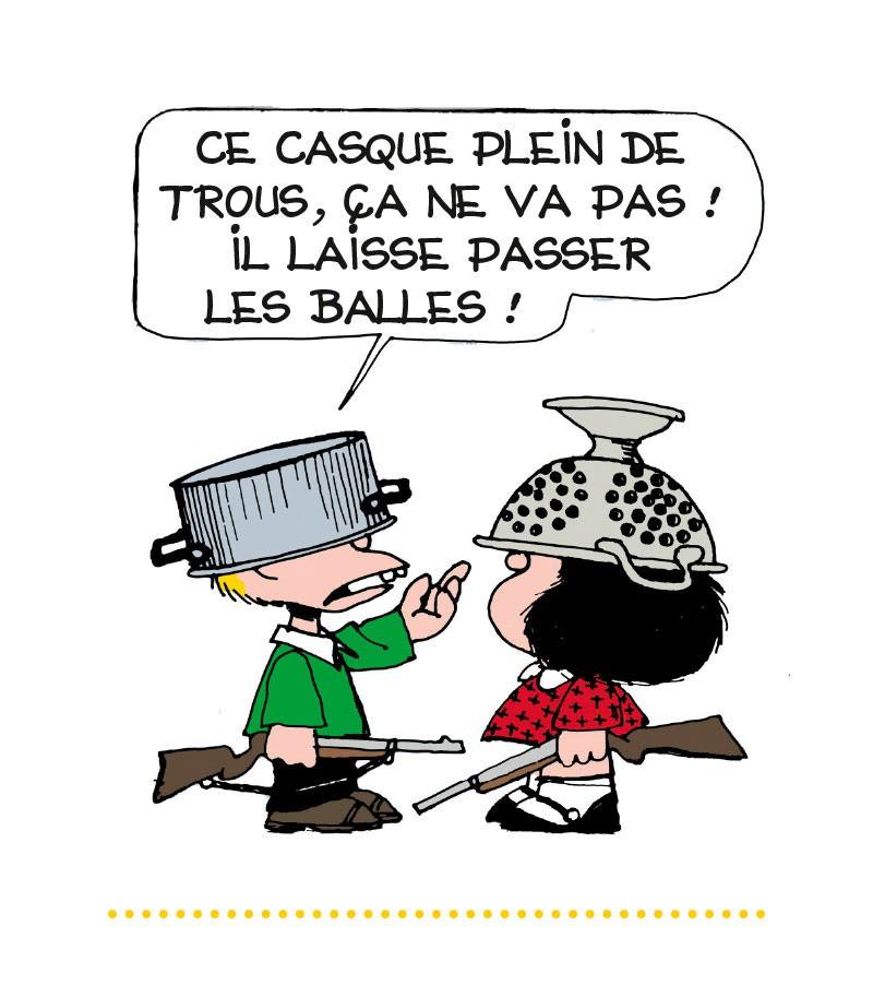Mafalda (La petite philo de) - BD, informations, cotes