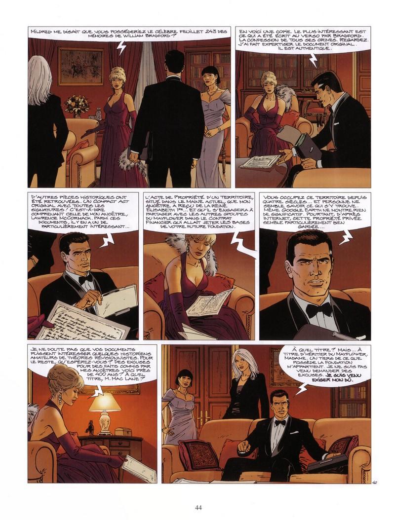 ... Extrait de XIII -24- l'héritage de Jason Mac Lane collector ...
