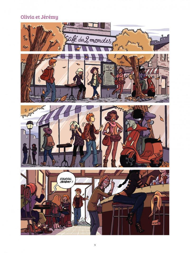 bande dessinée sexe page 1 femme amateur première grosse bite