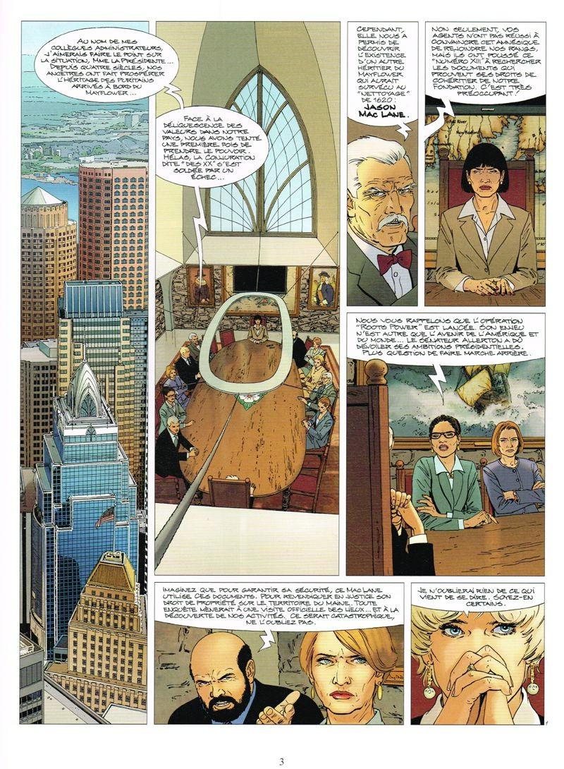 ... Extrait de XIII -24a17- L'héritage de Jason Mac Lane ...