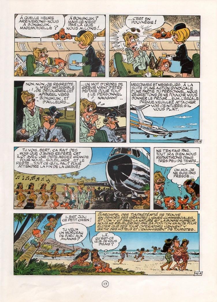 Boule et Bill -19- Boule et Bill globe trotters