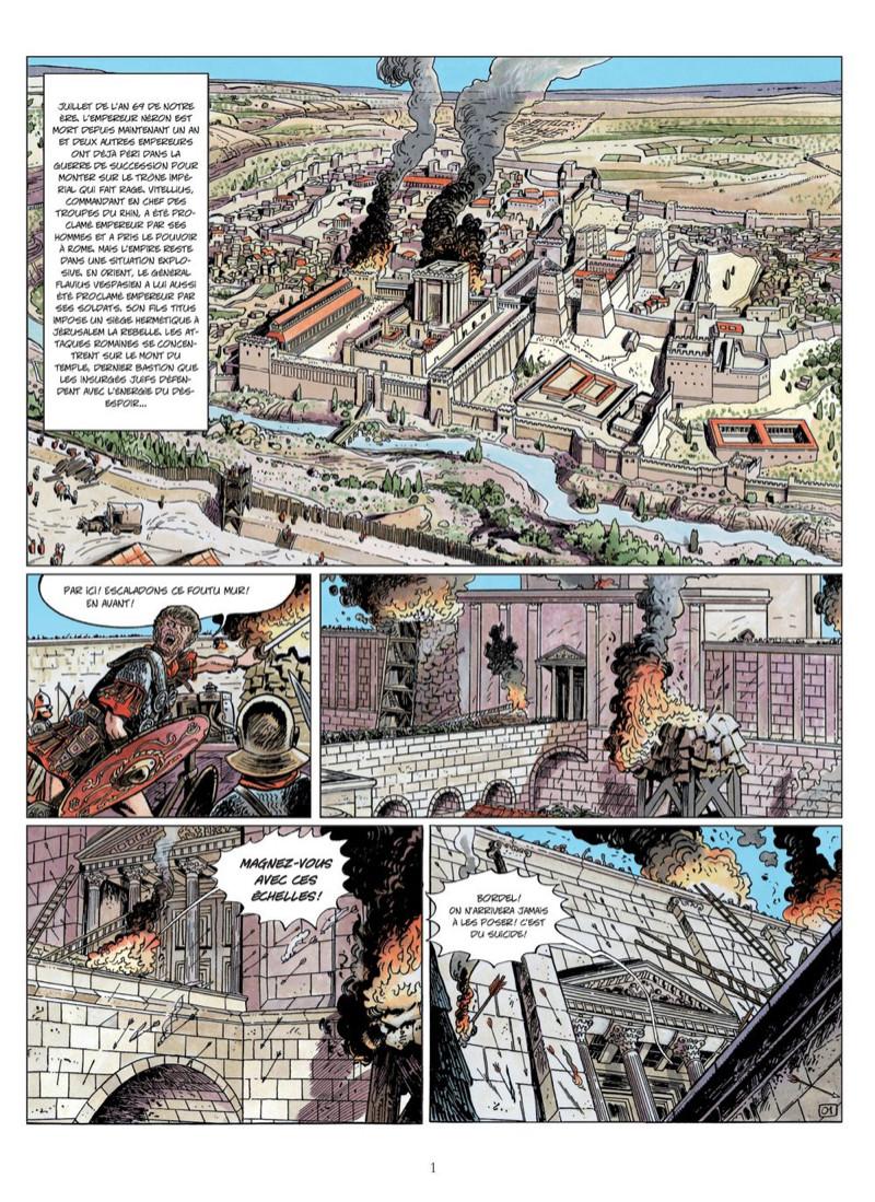 Avis divers sur diverses séries historiques - Page 5 PlancheA_351621