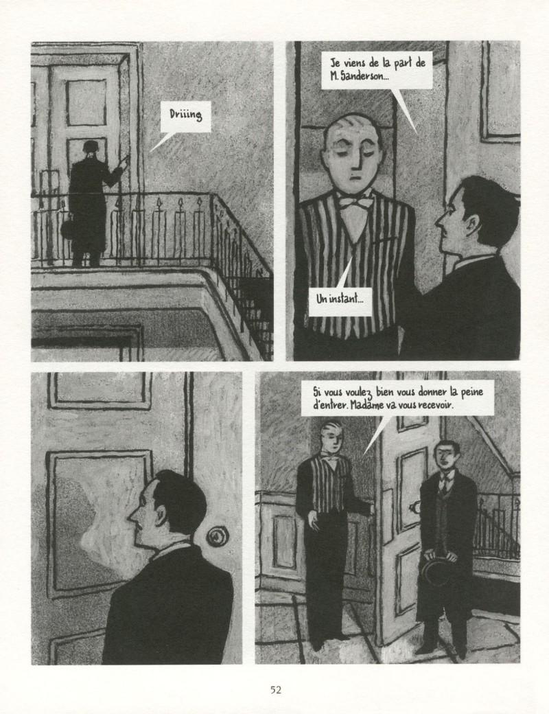 """Résultat de recherche d'images pour """"La Malle Sanderson de Jean-Claude Götting"""""""""""