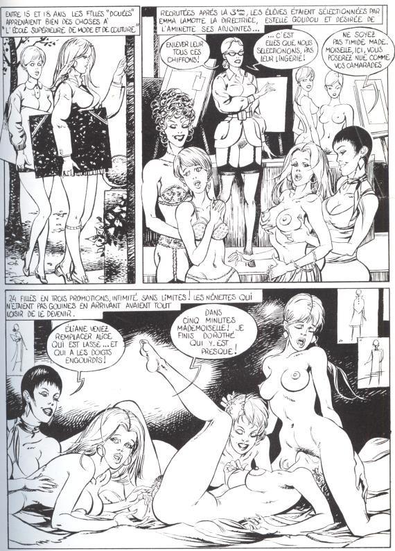 7 femmes en chaleur - 3 5
