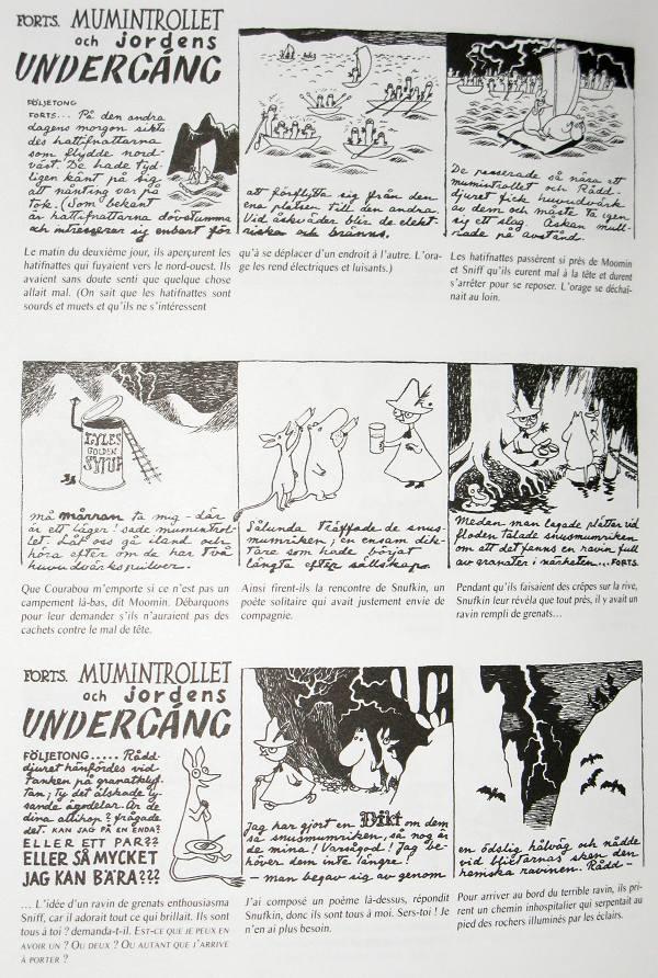 Moomin (Les Aventures de) BD, informations, cotes