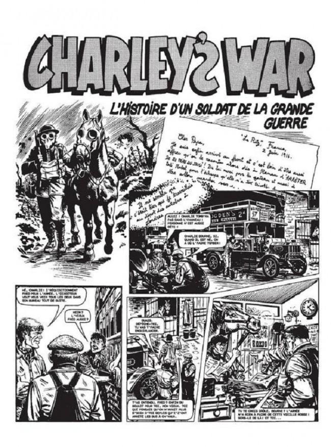 La grande Guerre de Charlie - BD, informations, cotes
