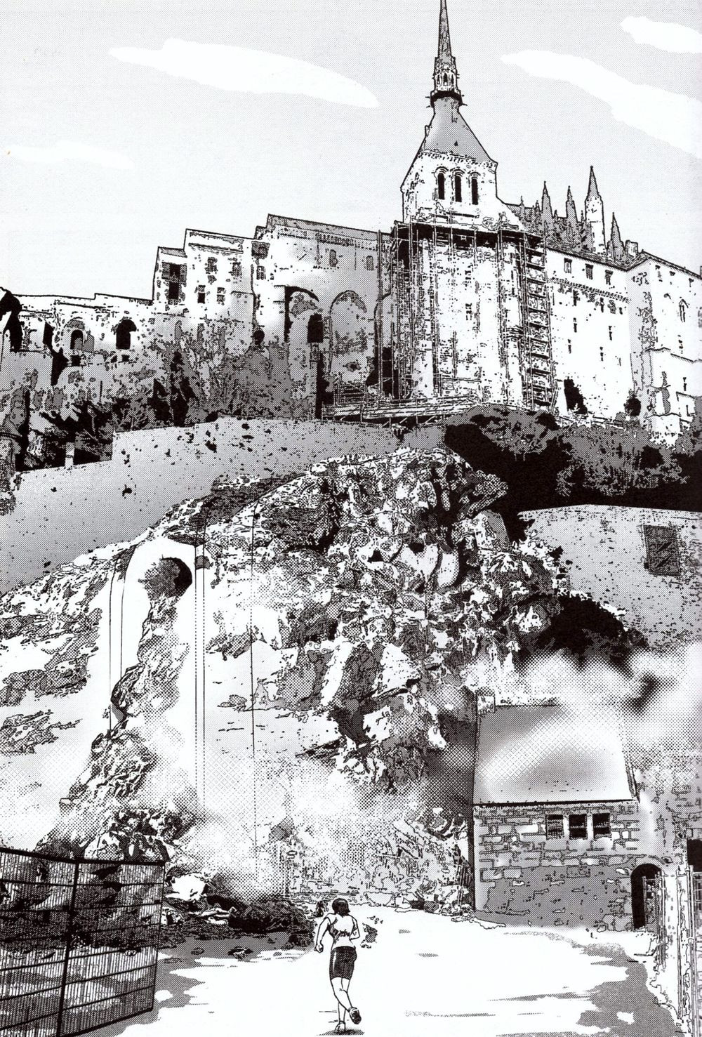 Mont Tombe One shot PDF