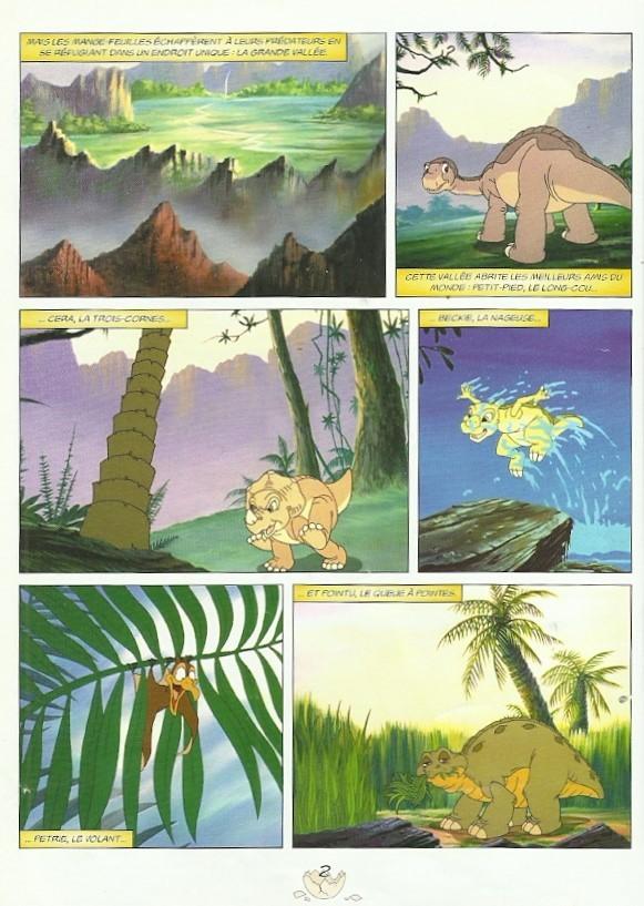 Le petit dinosaure bd informations cotes - Dinosaure film gratuit ...