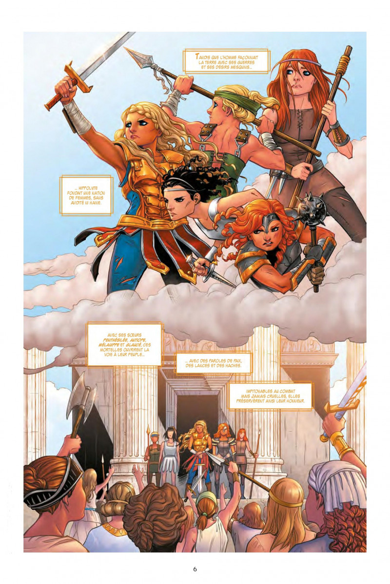 Wonder Woman - Legendary - BD, informations, cotes