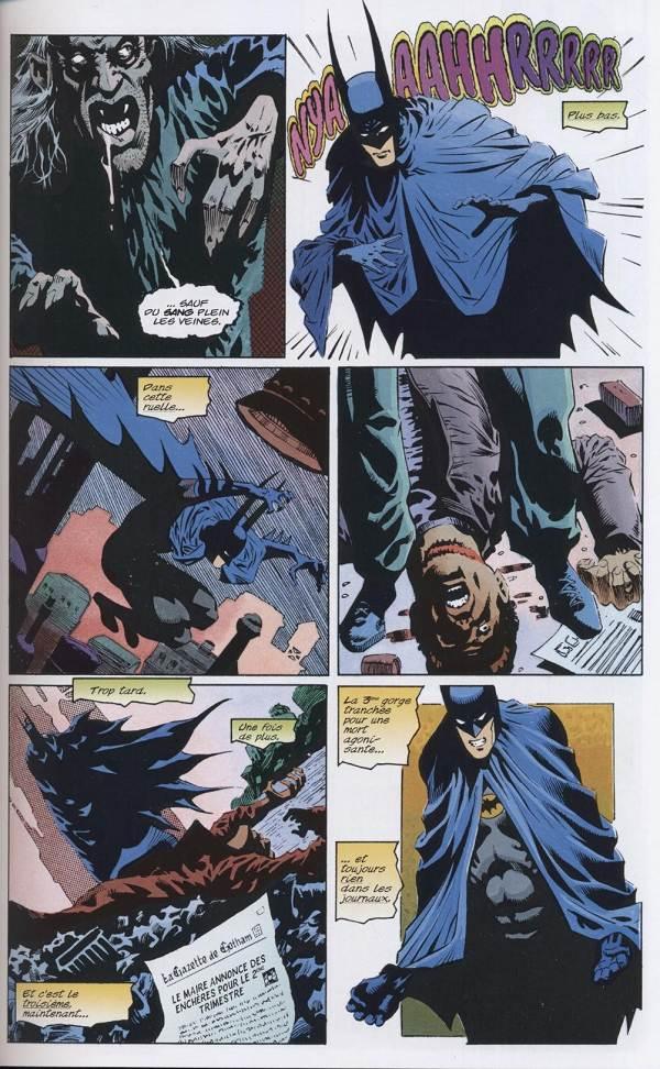 Batman toutes les bandes dessinées Hidden massage sexe films