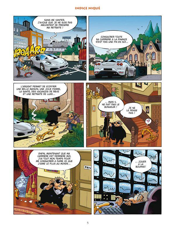 Berühmt Les blagues de retraités - BD, informations, cotes QK45