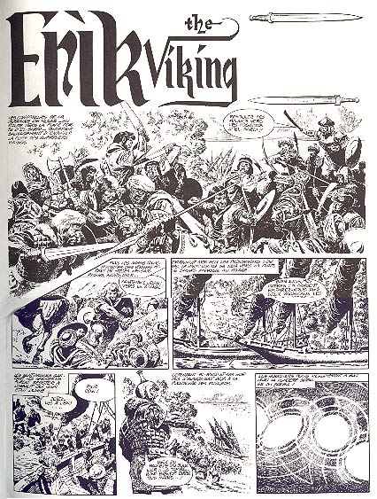 bande dessinee viking