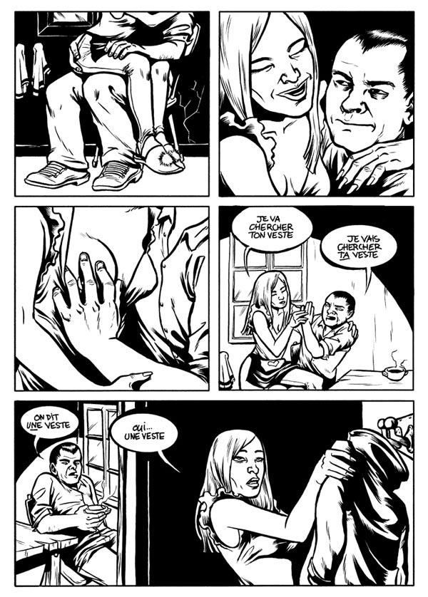 bandes dessinées drôles de sexe Cartoon
