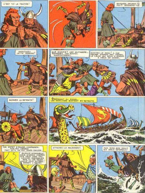 bande dessinee viking