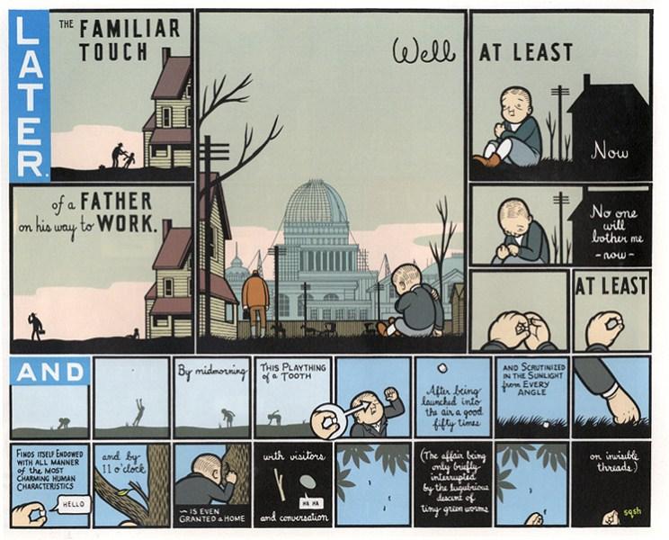 2 - Les comics que vous lisez en ce moment - Page 4 Jimmycorriganvop_76563