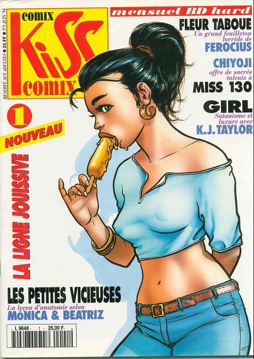 Kiss Comix - 20 tomes