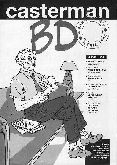 casterman bd a paraitre. Black Bedroom Furniture Sets. Home Design Ideas