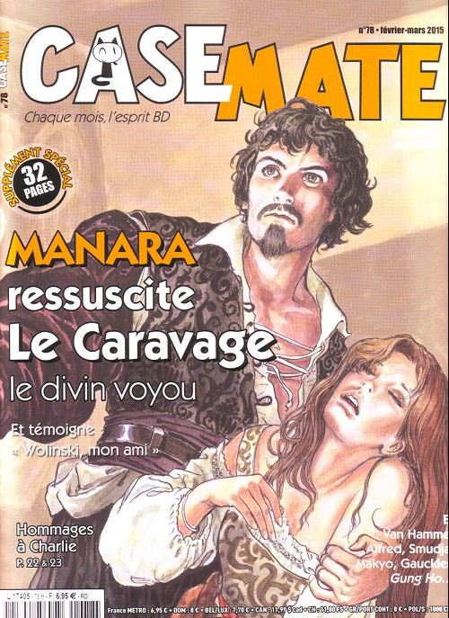 Casemate - Numéros : 74-75-76-77-78