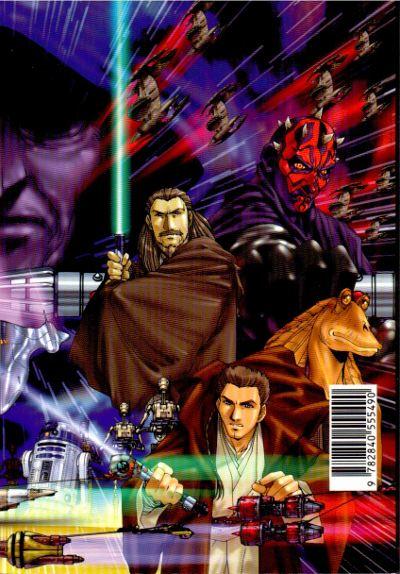 le cycle de star wars episode i la menace fantome
