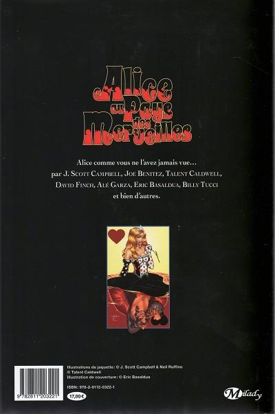Alice au pays des merveilles artbook download