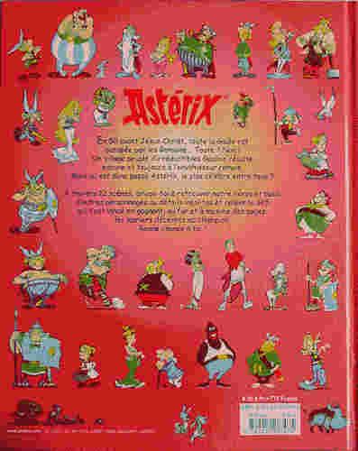 Asterix Livre Jeux 51 Cherche Et Trouve Asterix