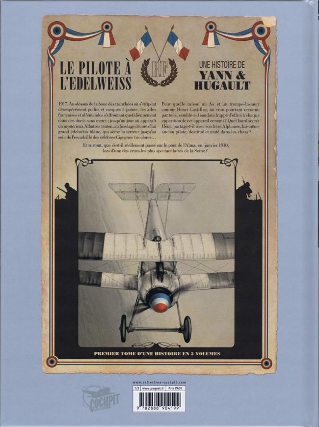 pilote 18 tome 01