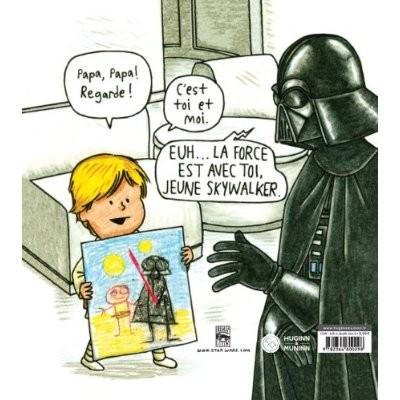 Star Wars Jeffrey Brown Dark Vador Et Fils