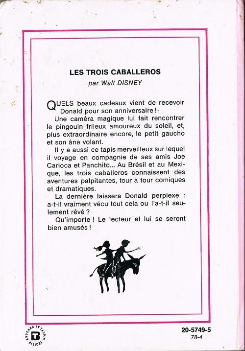 TROIS TÉLÉCHARGER GRATUIT LES CABALLEROS