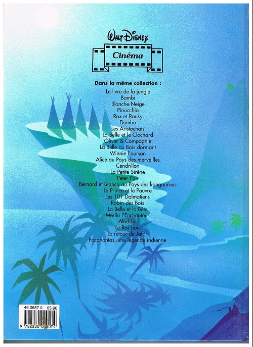 Walt Disney Hachette Et Edi Monde Peter Pan