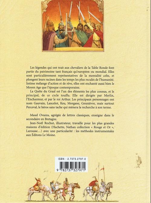 Les chevaliers de la table ronde bd informations cotes - Les 12 principaux chevaliers de la table ronde ...