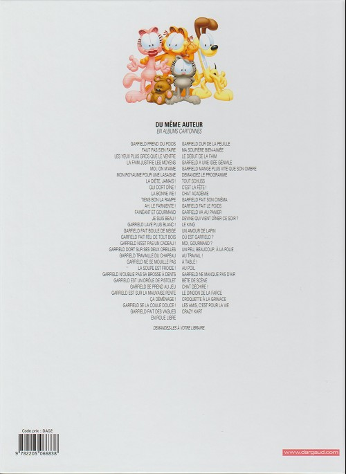 bd garfield tome 1 pdf