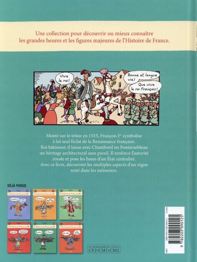L Histoire De France En Bd Joly Heitz 8 Francois 1er Et