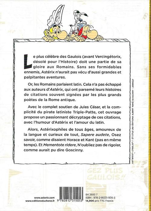 pdf asterix les citations latines