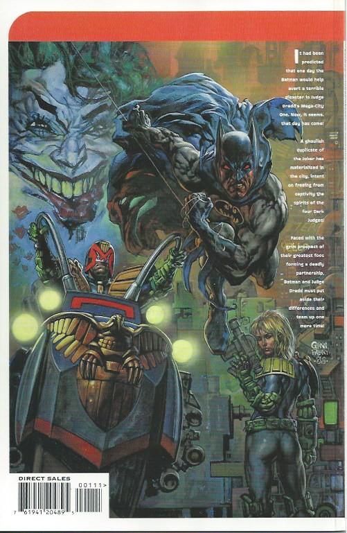 Batman Judge Dredd  Die Laughing (1998) -1- Batman Judge Dredd  Die ... 3aa5a7999eb