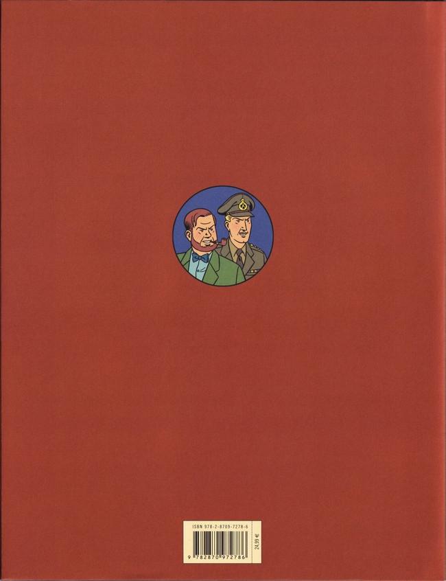 Blake et Mortimer (Les aventures de) 25 La Vallée des