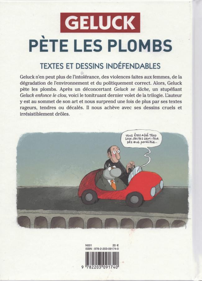 GELUCK PETE LES PLOMBS GRATUITEMENT