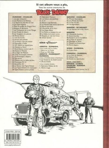 Alerte rouge Tome 6 Les aventures de Buck Danny Classic