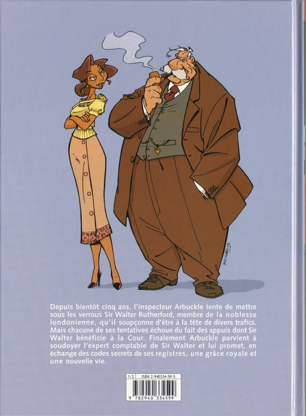 La bouffarde dans la Bande Dessinée - Page 4 Verso_40257